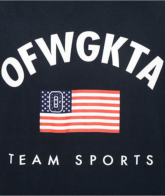 Odd Future Team Sports Long Sleeve T-Shirt