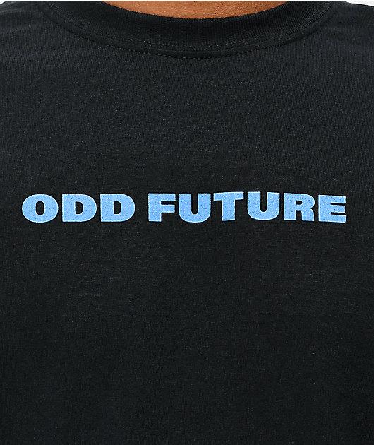 Odd Future Trippy Box Black T-Shirt