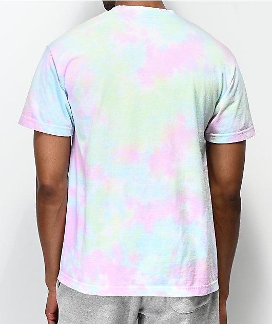 Odd Future Winners Circle camiseta tie dye pastel