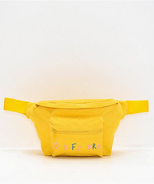 Odd Future Yellow Fanny Pack