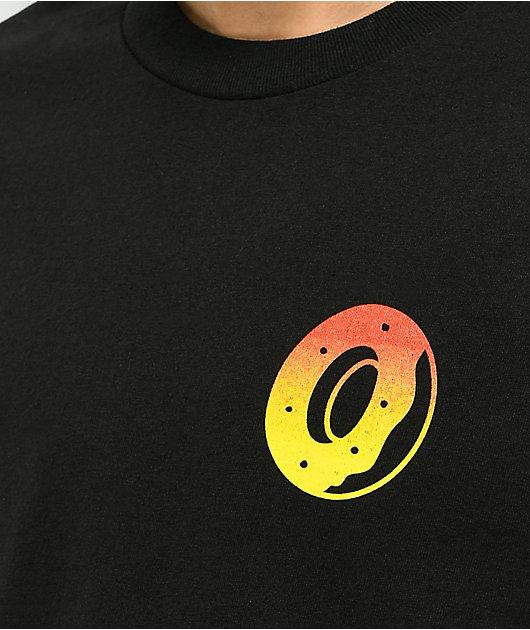 Odd Future x Santa Cruz Fade Black T-Shirt