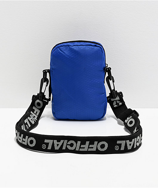Official EDC Blue Utility Shoulder Bag