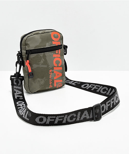 Official EDC Lux Camo Utility Bag