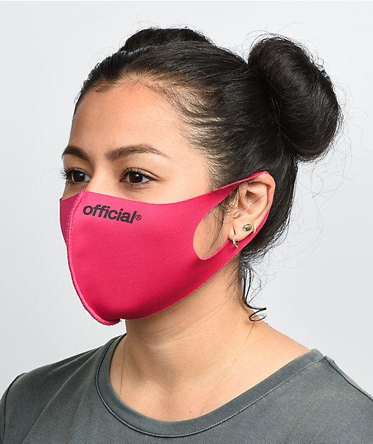 Official Nano-Polyurethane 5 Pack Face Masks