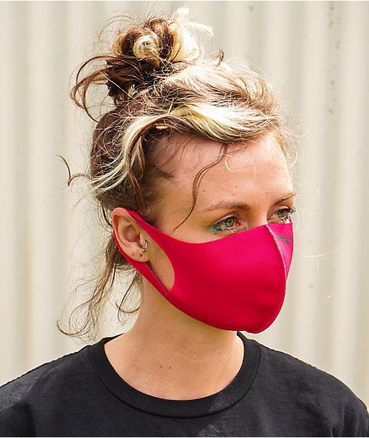 Official Nano-Polyurethane Neon Pink Face Mask