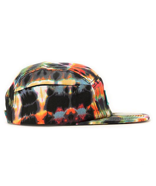 Official Secret Tie Dye 5 Panel Hat