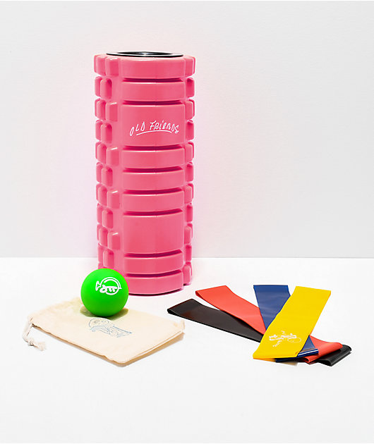 Old Friends Pink Physical Therapy Pack
