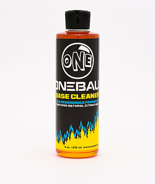 One Ball Citrus Snowboard Base Cleaner