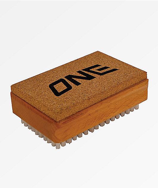 One Ball Jay Cork-Nylon Waxing Brush