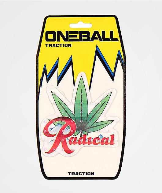 One Ball Jay Radical Stomp Pad