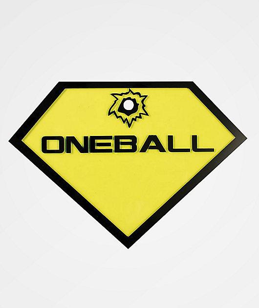 One Ball Jay Super Snowboard Wax Scraper