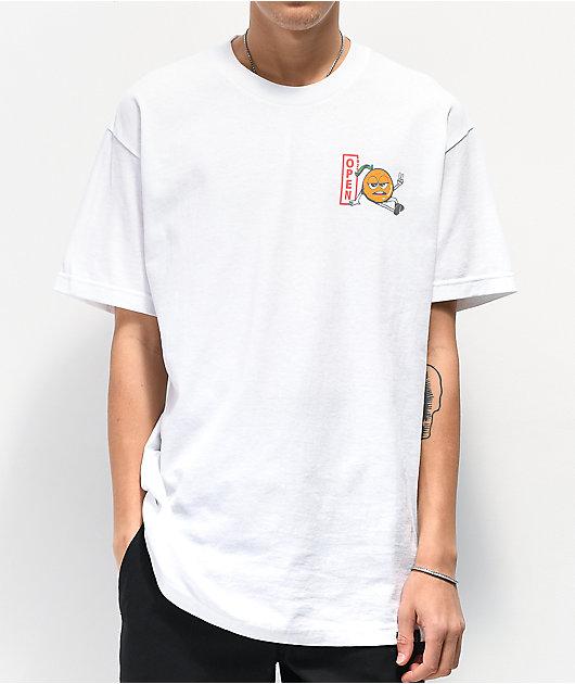 Open925 Main Squeeze White T-Shirt