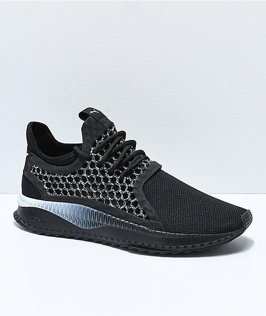 PUMA Tsugi Netfit V2 Black Shoes