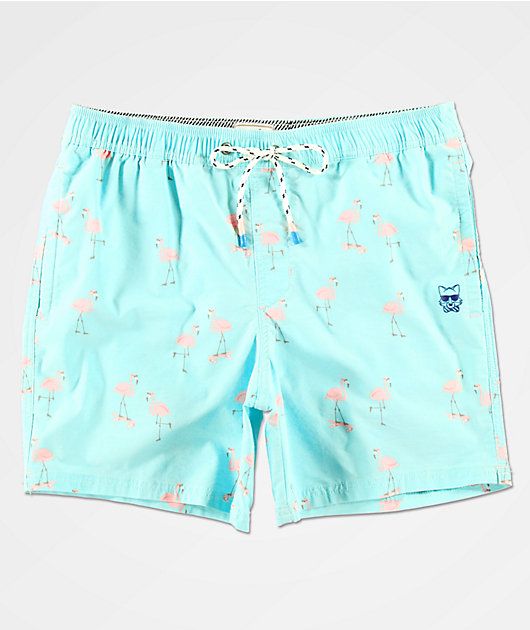 Party Pants Cruisers Mint Board Shorts