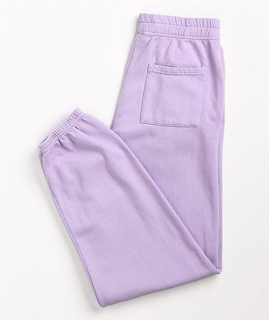 Paterson Script Lavender Sweatpants