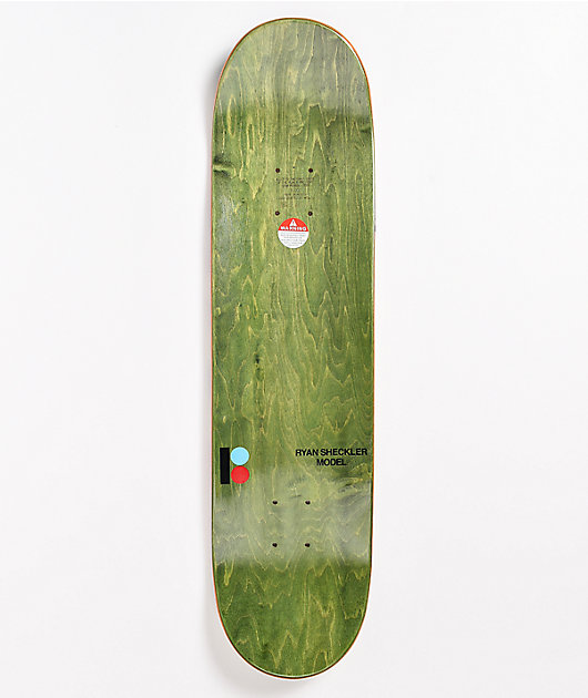 Plan B Team OG Dyed Skateboard Deck