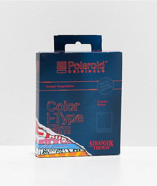 Polaroid Originals x Stranger Things i-Type Color Instant Camera Film