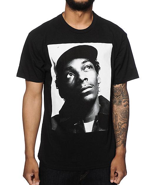 Pop Culture Snoop Dogg T-Shirt