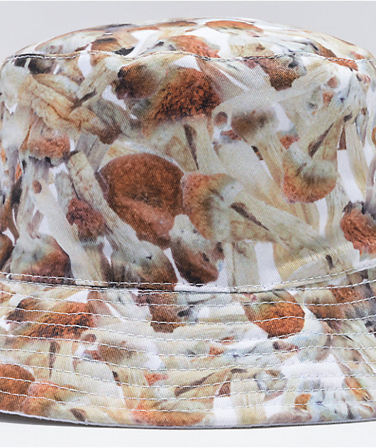 Porous Walker Bag Of Shrooms Reversible Bucket Hat
