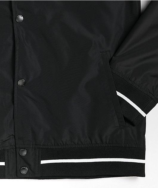 Primitive 2Fer Black Varsity Jacket