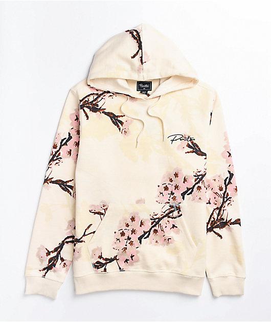Primitive Blossom Cream Hoodie