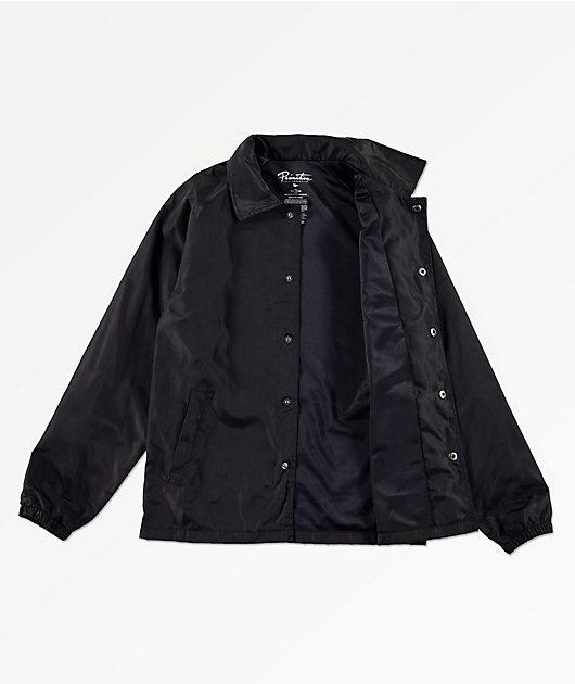 Primitive Boys Dirty P Lover Black Coaches Jacket
