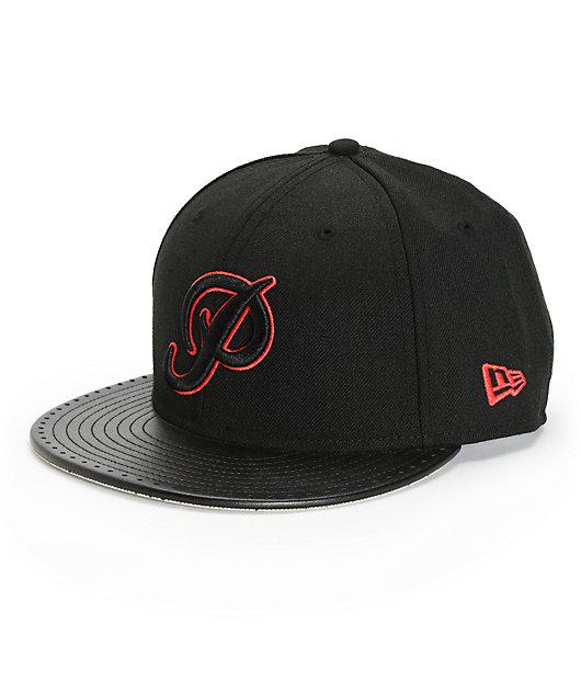 Primitive Cement P New Era Snapback Hat