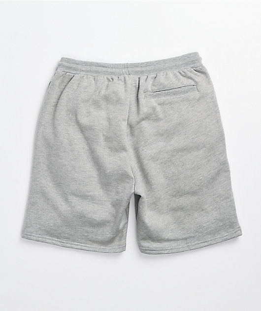 Primitive Collegiate Grey Sweat Shorts