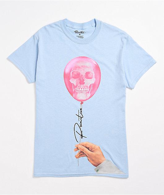 Primitive Day Trip Blue T-Shirt