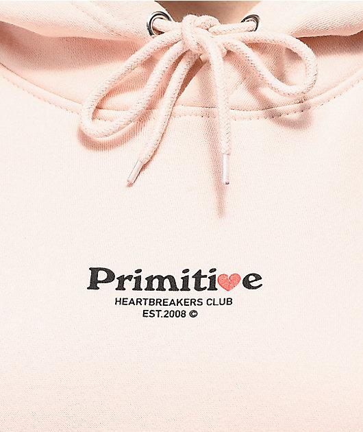 Primitive Dirty P Cupid Pink Hoodie