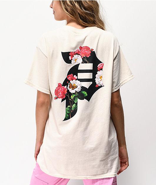 Primitive Dirty P Garden Cream T-Shirt