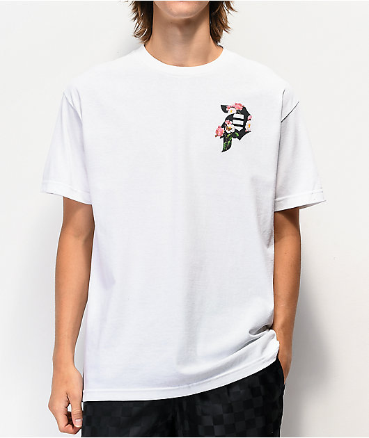Primitive Dirty P Garden White T-Shirt