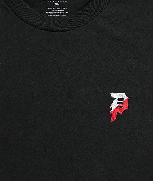 Primitive Dirty Union Black T-Shirt