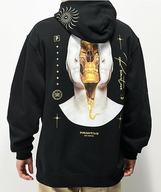 Primitive Gold Pack Imperial Black Hoodie