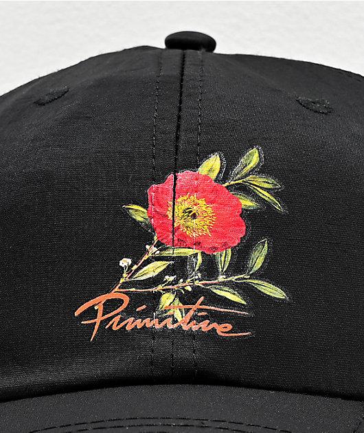 Primitive Horticulture Black Strapback