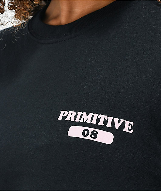 Primitive Love Education Black T-Shirt