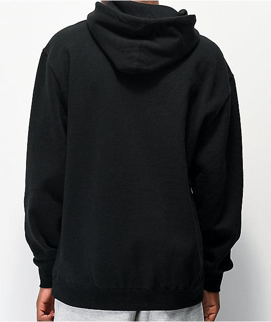 Primitive Mini Dirty P Emblem Black Hoodie