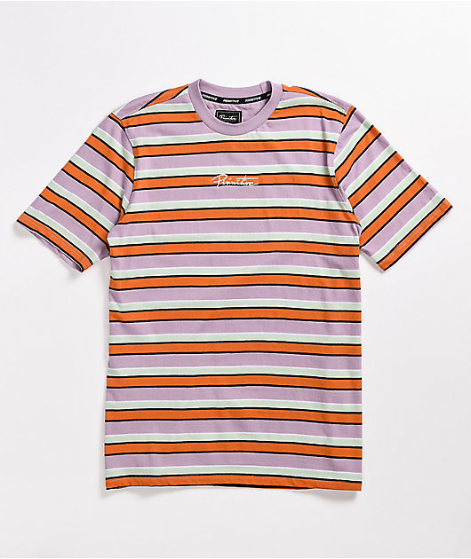 Primitive Red & White Striped T-Shirt