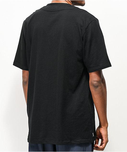Primitive Tokyo Champion camiseta negra de béisbol