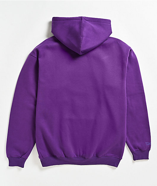 Primitive x Dragon Ball Super Destroyer Purple Hoodie