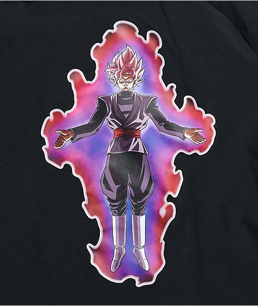 Primitive x Dragon Ball Super Goku Black Rose Parka