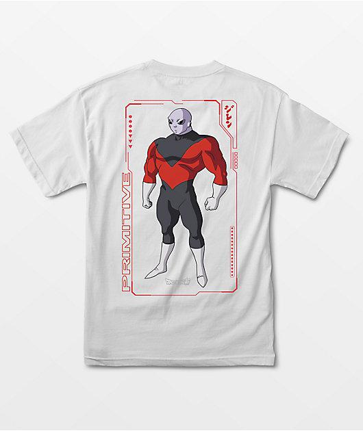 Primitive x Dragon Ball Super Jiren White T-Shirt