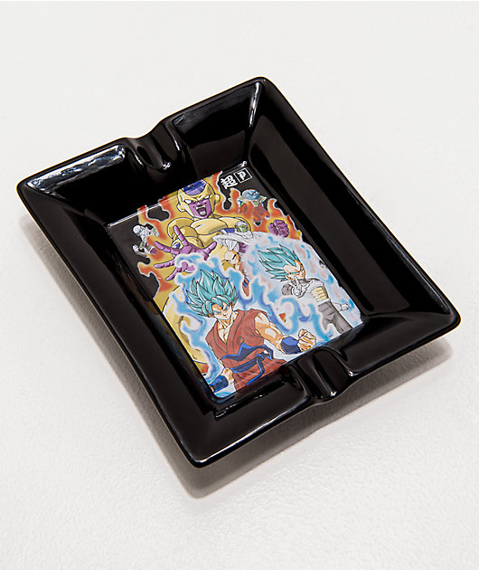 Primitive x Dragon Ball Super Resurrect Black Ceramic Tray