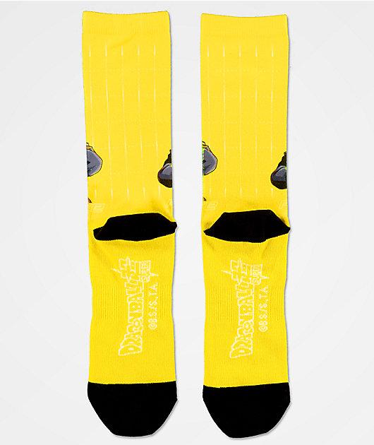 Primitive x Dragon Ball Super Shadow Trunks Crew Socks