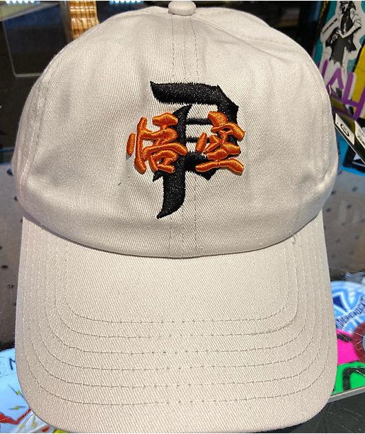 Primitive x Dragon Ball Super Tradition White Strapback Hat