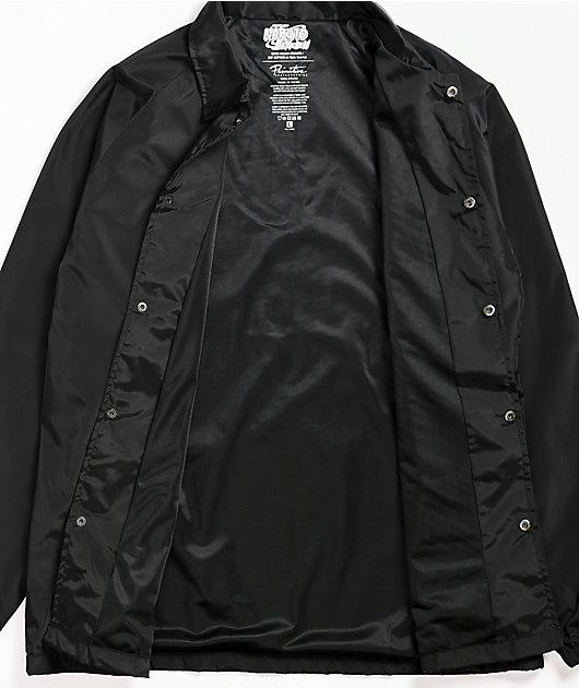 Primitive x Naruto Ichiraku Black Jacket