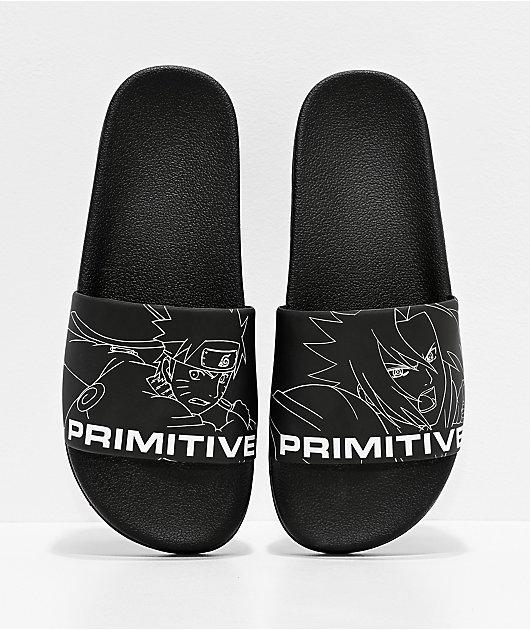 Primitive x Naruto Sasuke vs Naruto sandalias negras