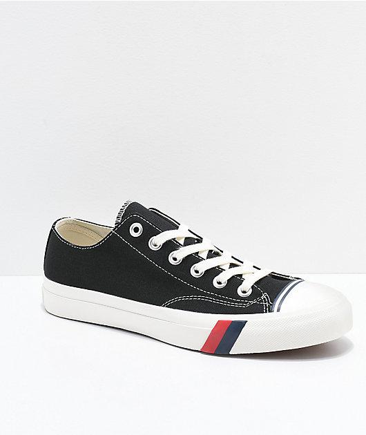 Pro-Keds Royal Lo Classic Black Shoes
