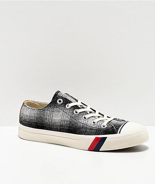 Pro-Keds Royal Low Shadow Plaid Shoes