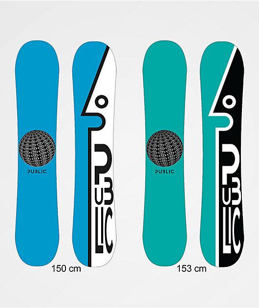 Public General Snowboard 2021